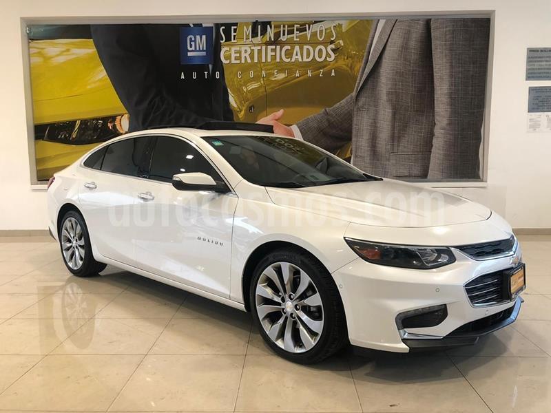 Chevrolet Malibu Premier 2.0 Turbo usado (2018) color Blanco precio $380,000