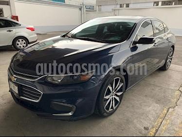 Chevrolet Malibu LT 2.0 Turbo usado (2016) color Azul Marino precio $285,500