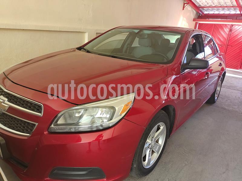 Chevrolet Malibu LS usado (2013) color Rojo Tinto precio $137,000