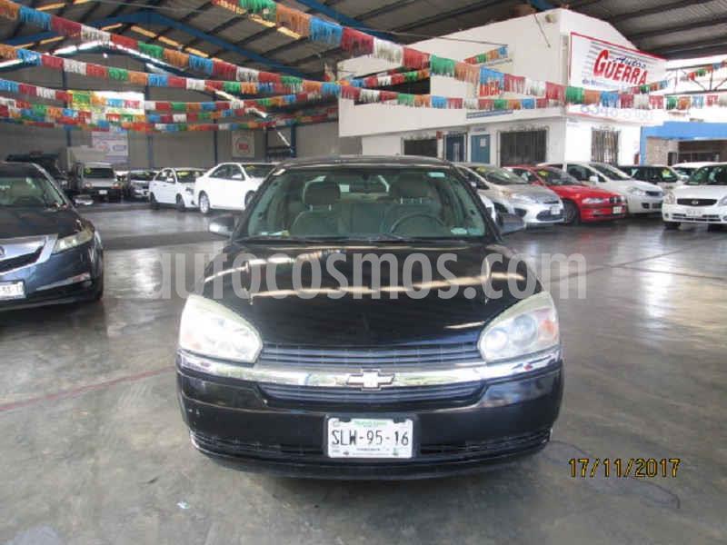 Chevrolet Malibu 3.5L LS Paq D  usado (2005) color Negro precio $70,000