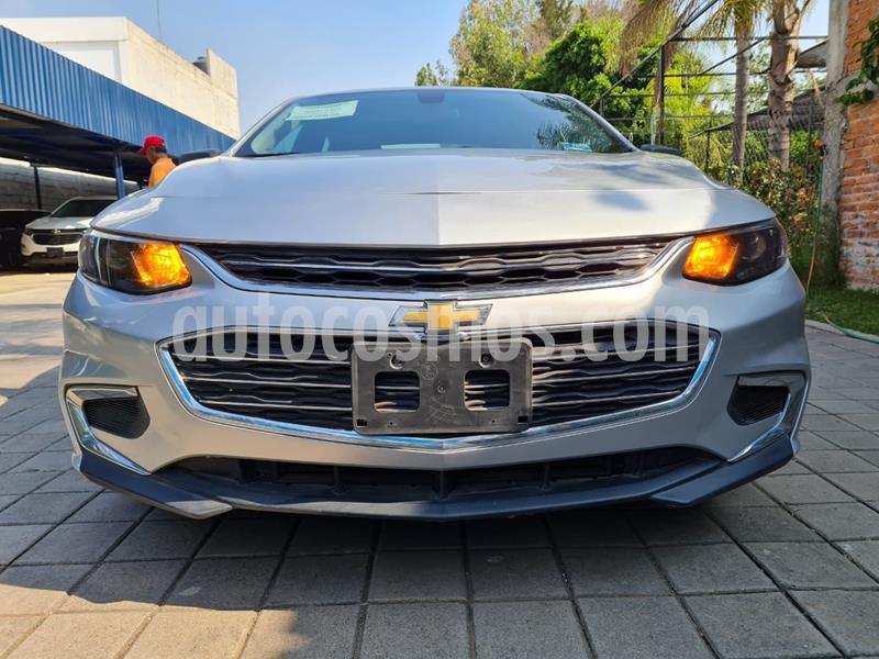 foto Chevrolet Malibú LS 1.5 Turbo usado (2017) color Plata Dorado precio $265,000