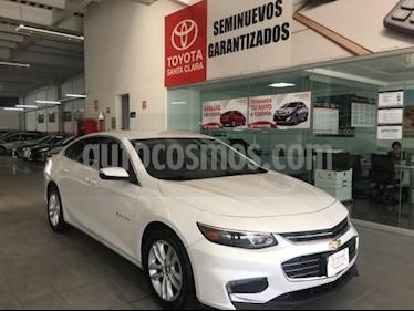 foto Chevrolet Malibú 4P LS L4/1.5/T MAN usado (2016) color Blanco precio $260,000