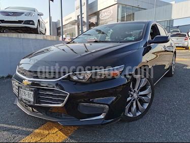 Chevrolet Malibu Premier 2.0 Turbo usado (2016) color Negro Onix precio $265,000