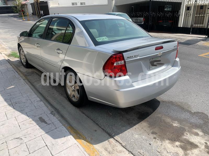 Chevrolet Malibu LT 2.5 Piel usado (2004) color Plata Brillante precio $65,000
