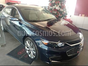 Foto venta Auto Seminuevo Chevrolet Malibu Premier 2.0 Turbo (2017) color Azul Zafiro precio $379,000