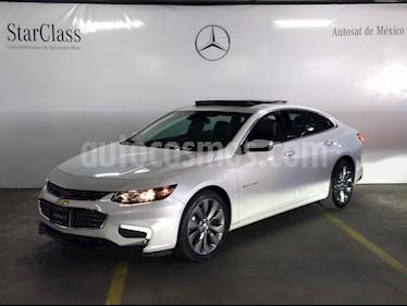 Foto venta Auto usado Chevrolet Malibu Premier 2.0 Turbo (2017) color Blanco precio $399,000