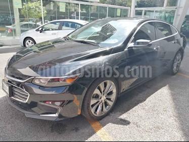 foto Chevrolet Malibú Premier 2.0 Turbo usado (2017) color Negro precio $349,000