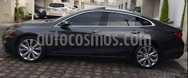 Foto venta Auto Seminuevo Chevrolet Malibu Premier 2.0 Turbo (2017) color Gris Metalico precio $390,000