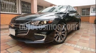 Foto venta Auto usado Chevrolet Malibu Premier 2.0 Turbo (2016) color Negro precio $349,000