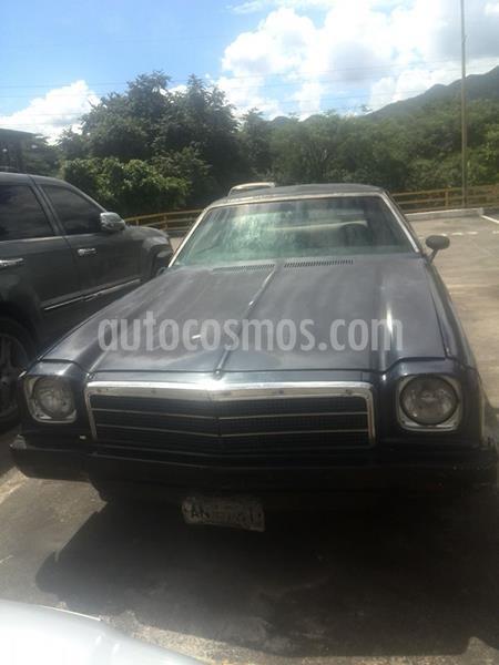 Chevrolet Malibu 8 cilindros usado (1974) color Negro precio BoF900