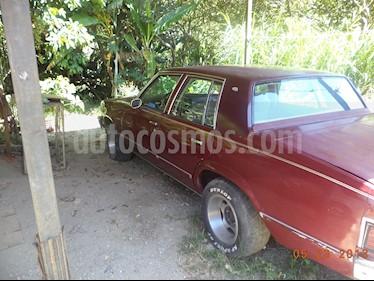 Chevrolet Malibu LS V6 3.1i 12V usado (1982) color Rojo precio BoF950