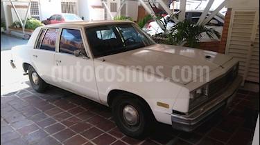 Chevrolet Malibu LS V6 3.1i 12V usado (1981) color Blanco precio u$s600