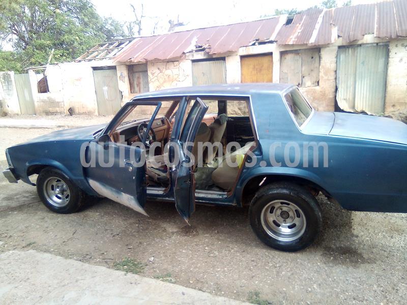 Chevrolet Malibu LS V6 3.1i 12V usado (1981) color Azul precio u$s850