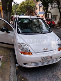 Chevrolet Matiz LS Plus usado (2012) color Blanco precio $55,000