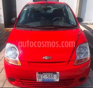 Foto Chevrolet Matiz LS Plus usado (2015) color Rojo Fuego precio $84,500