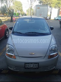 foto Chevrolet Matiz LS Plus usado (2015) color Plata precio $89,499