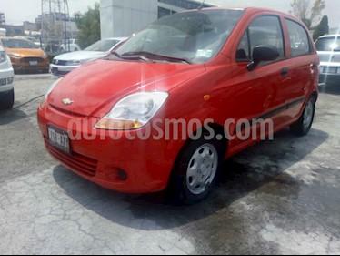 Foto Chevrolet Matiz LS Plus usado (2015) color Rojo precio $85,000