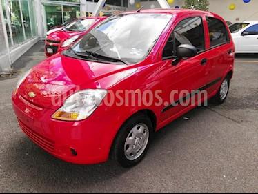 Foto venta Auto Seminuevo Chevrolet Matiz LS Plus (2015) color Rojo precio $95,000