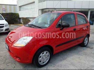 Foto Chevrolet Matiz LS Plus usado (2015) color Rojo precio $84,000