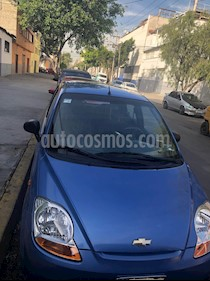 Foto venta Auto usado Chevrolet Matiz LS Plus (2015) color Azul Zafiro precio $75,000