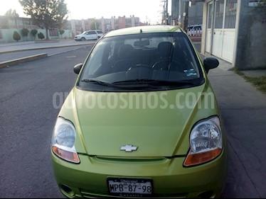 foto Chevrolet Matiz LS Plus usado (2013) color Verde Citrus precio $66,500