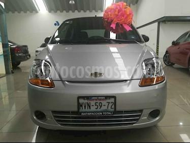 Foto venta Auto usado Chevrolet Matiz LS (2015) color Plata precio $105,000