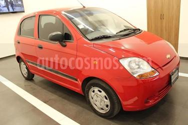Foto venta Auto usado Chevrolet Matiz LS (2014) color Rojo precio $89,000