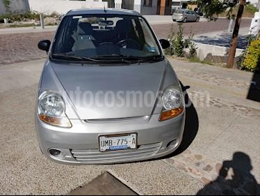 Foto Chevrolet Matiz LS usado (2013) color Gris precio $65,000