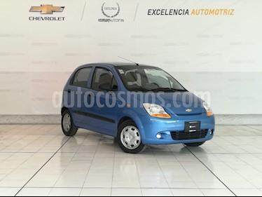 Foto venta Auto Seminuevo Chevrolet Matiz LS (2014) color Azul Zafiro precio $83,000