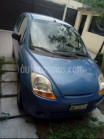 Chevrolet Matiz LS usado (2013) color Azul Zafiro precio $60,000
