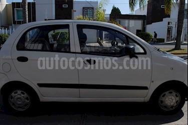 Chevrolet Matiz LS usado (2009) color Blanco precio $52,000