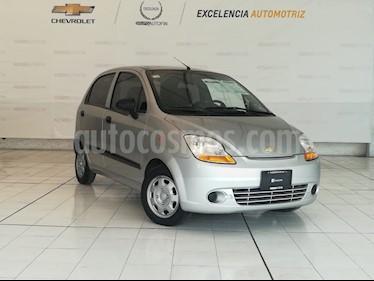Foto venta Auto Seminuevo Chevrolet Matiz LS (2015) color Plata precio $89,000