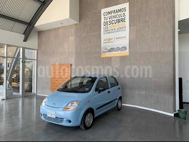 Foto Chevrolet Matiz LS usado (2015) color Azul Claro precio $75,000