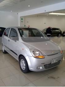 Foto venta Auto usado Chevrolet Matiz LS (2013) color Plata precio $99,000