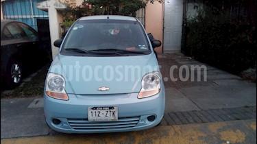 Foto Chevrolet Matiz LS usado (2014) color Azul Claro precio $84,000