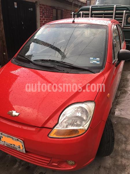 Chevrolet Matiz LS Plus usado (2015) color Rojo Fuego precio $69,000