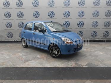 Foto Chevrolet Matiz LS usado (2014) color Azul Claro precio $94,000
