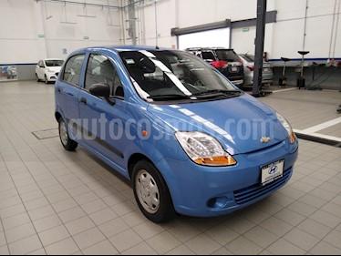 Chevrolet Matiz LS usado (2015) color Azul precio $85,000