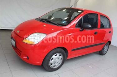 Chevrolet Matiz Paq B usado (2013) color Rojo precio $85,000