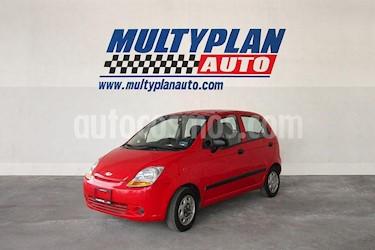 Chevrolet Matiz LS usado (2015) color Rojo precio $89,500