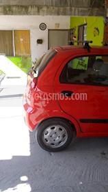 Chevrolet Matiz LS usado (2014) color Rojo Fuego precio $85,000