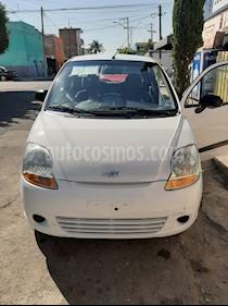 Chevrolet Matiz Paq B usado (2011) color Blanco precio $57,000