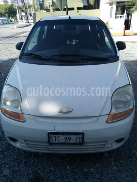 Chevrolet Matiz LS usado (2015) color Blanco precio $75,000