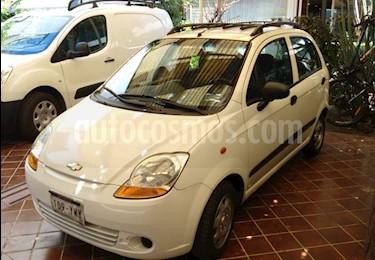 Chevrolet Matiz Paq B usado (2013) color Blanco precio $57,000