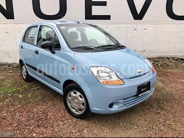 Chevrolet Matiz Paq B usado (2015) color Azul Claro precio $90,000