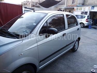 Chevrolet Matiz LS usado (2012) color Plata precio $57,500