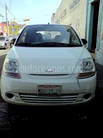 Chevrolet Matiz LS usado (2015) color Blanco precio $69,000