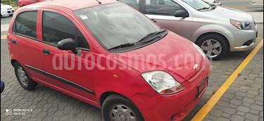 Chevrolet Matiz Paq B usado (2015) color Rojo Fuego precio $101,000