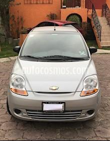 Chevrolet Matiz LS Plus usado (2015) color Plata precio $77,000
