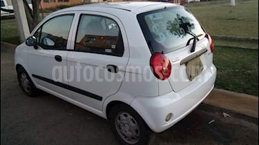Chevrolet Matiz Paq B usado (2012) color Blanco precio $65,000